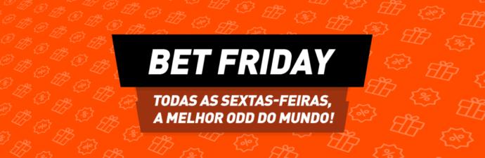 Bet Friday código promocional