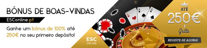 Estoril Sol Casinos bonus casino boas-vindas