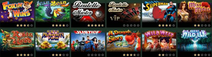 Casino Solverde jogos de casino