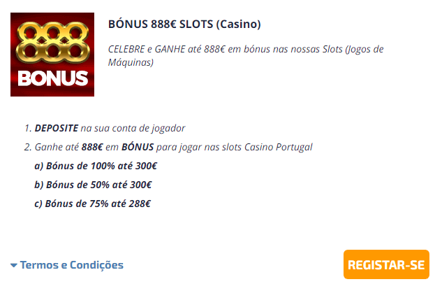 CasinoPortugal bónus casino