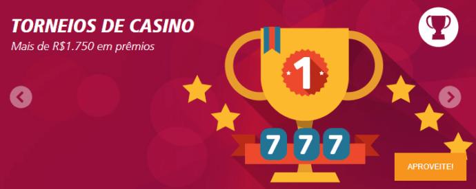 Sportingbet Casino bónus de boas-vindas