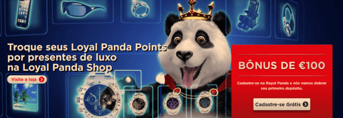 Royal Panda Loyal Panda