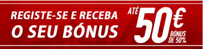 Betclic bónus casino 50 euros
