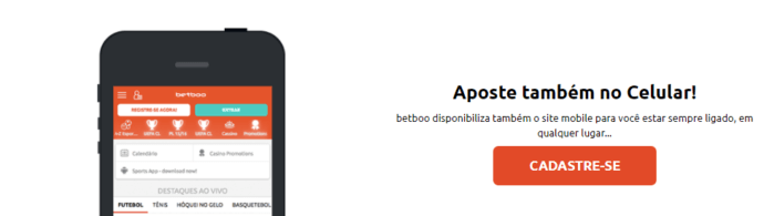 Betboo mobile