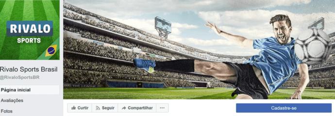 Rivalo facebook