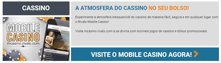 Rivalo Bónus  ganhe exclusivo bónus casino de 100% Janeiro 2019 b8f81fce05f91