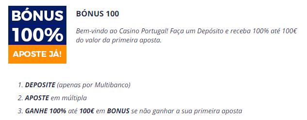 casino portugal bónus de boas-vindas