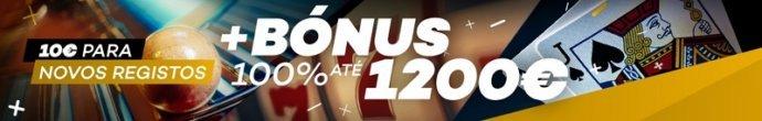Bet.pt Casino Bonus