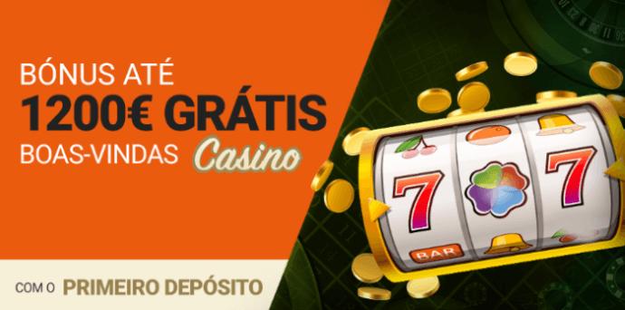 Luckia Bónus de Boas-vindas em Casino