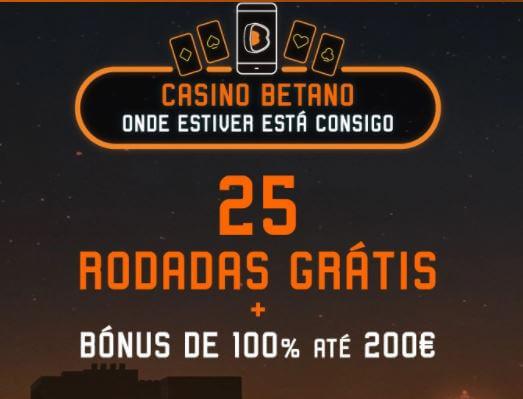 Casino betano bonus