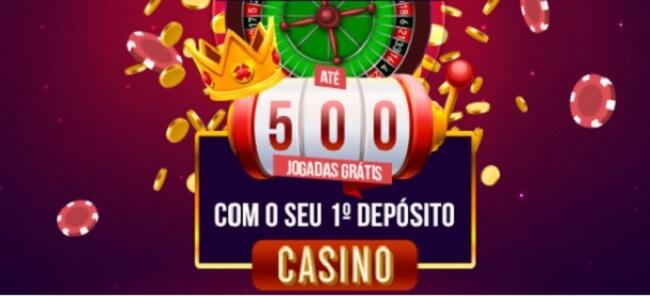 Nossa Aposta Bónus de Boas-vindas em Casino
