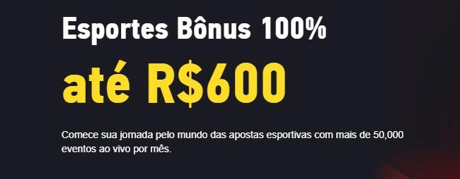 FEZbet Bônus Esportes