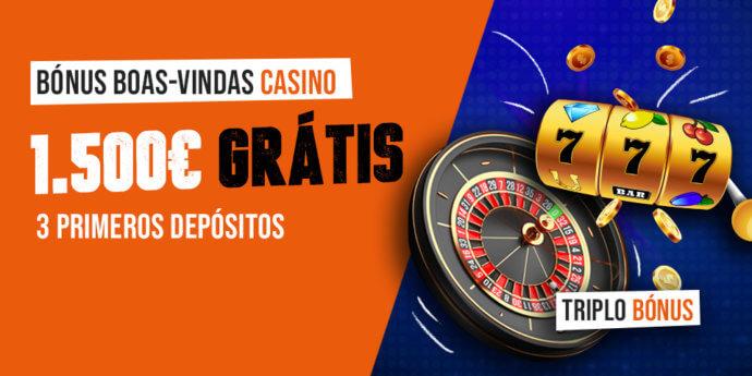 Luckia casino bônus